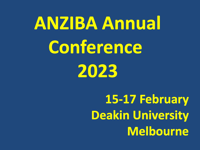 ANZIBA 2023